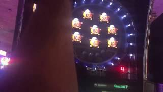 ** HIGH LIMIT **  LIVE PLAY ON PIN BALL & TOP DOLLAR HIGH LIMIT SLOTS