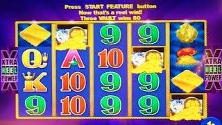 Aristocrat's Stack Of Gold Slot Machine - 2 Bonus Tries