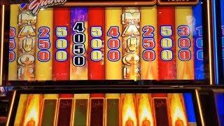 •Unbelievable Big Winning•SPIN IT grand Slot / Mammoth power Slot• $125 Free Play Live at San Manuel