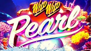IN SEARCH OF NUGGETS & PEARLS (AND JANE) ★ Slots ★ WILD WILD PEARL Slot Machine (Aristocrat Gaming)