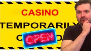 Let's Check Out A New Casino Before It Closes!