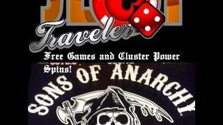 Sons of Anarchy - Free Games and Awesome Cluster Power Win