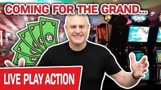 ⋆ Slots ⋆ The GRAND, the WHOLE GRAND, and NOTHING BUT THE GRAND ⋆ Slots ⋆ I'm Coming for You…