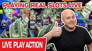 ★ Slots ★ LIVE HIGH-LIMIT! ★ Slots ★ Playing Real. Slots. Live. Fingers crossed for JACKPOTS