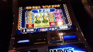 Black Knight 2 Slot Bonus - BIG WIN (2c)