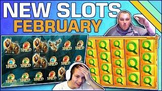 Best New Slots of February 2019