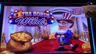 •COIN COIN COIN !!•Who is the most generous?•WILD AMERI'COINS/FIESTA'COINS/LEPRE'COINS Slot•彡 $3 Bet