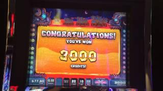LIVE PLAY on Blazing Phoenix Slot Machine with Bonuses Part 1