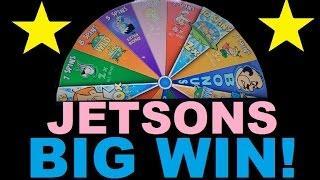 BIG WINS! SLOT MACHINE BONUS – JETSONS!  Four Slot Bonuses! ~ DProxima