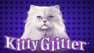 Kitty Glitter Slot Machine Bonus-5 Cent Denomination