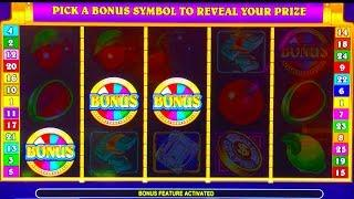 ++NEW Wheel of Wealth slot machine, DBG