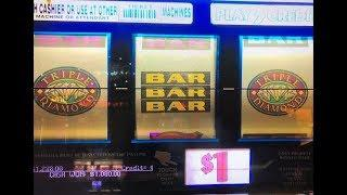 Super Big Win•Triple Diamond Dollar Slot Machine Max Bet $3, San Manuel Casino, Akafujislot