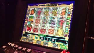 Wheel of Fortune Slot machine - Lucky Spin bonus feature &