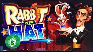 ++NEW Rabbit in the Hat slot machine
