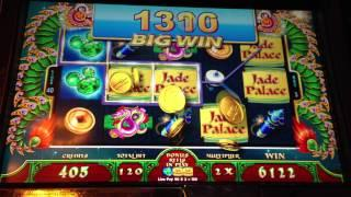 Jade Palace-WMS Slot Machine Bonus
