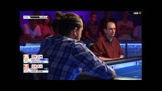 EPT Barcelona: Super High Roller Final Table - Feature Hand 1 - PokerStars.com