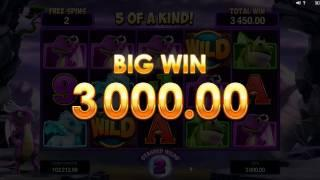 DragonZ Slot Features and Game Play - by Microgaming
