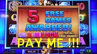 MEGA VAULT - Bonus & Big Win - IGT Slot Machine