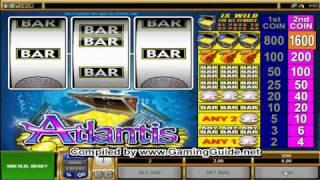 All Slots Casino Atlantis Classic Slots