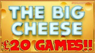 Big Cheese, Big Bonus?? •