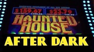HAUNTED HOUSE - After Dark slot machine Bonus WIN