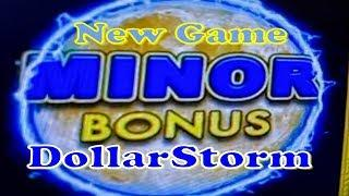 Super Big Profit • NINJA MOON - Dollar Storm - Emperor's Treasure @San Manuel Casino カリフォルニア, カジノ