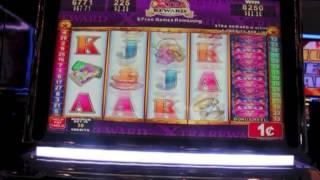 Clairvoyant Cat Slot Machine Bonus- Konami-ThrowBack Thursday!