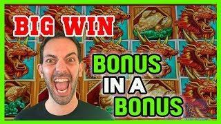 •MASSIVE • BONUS in a BONUS on Mighty Cash • • Brian Christopher Slots