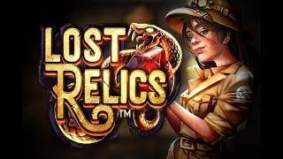 Lost Relics• - NetEnt