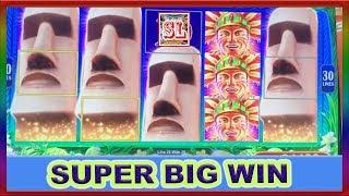 ** SUPER BIG WIN ** GREAT MOAI n others ** SLOT LOVER **