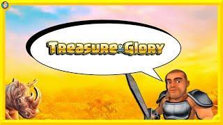Treasure & Glory NEW Slot! ⋆ Slots ⋆️