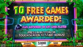 Majestic Gorilla Slot Machine MAX BET Bonuses Won ! Live Slot Play (IGT Slot Machine)•
