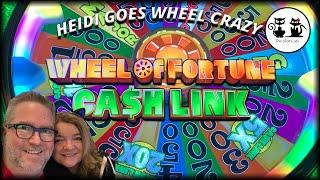WHEEL OF PROSPERITY ★ Slots ★ WHEEL OF FORTUNE CASH LINK