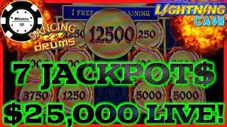 • $25K LIVESTREAM HIGH LIMIT SLOT PLAY  FROM SEMINOLE HARD ROCK TAMPA •