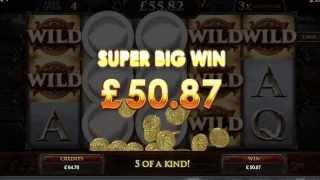 Game Of Thrones - Microgaming - Mega Big Win 15 Line Version