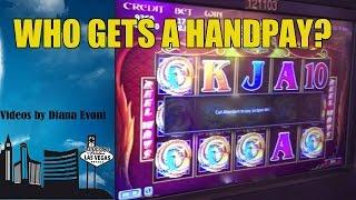HANDPAY!  5 treasures slot machine-Live Play