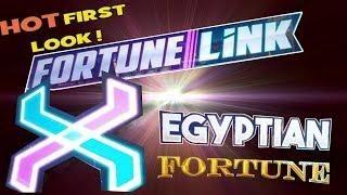 IGT - Fortune Link: EGYPTIAN FORTUNE - First Look - HOT run !
