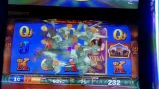 Bally Technologies - Morocco Slot Bonus *New Game ALERT*