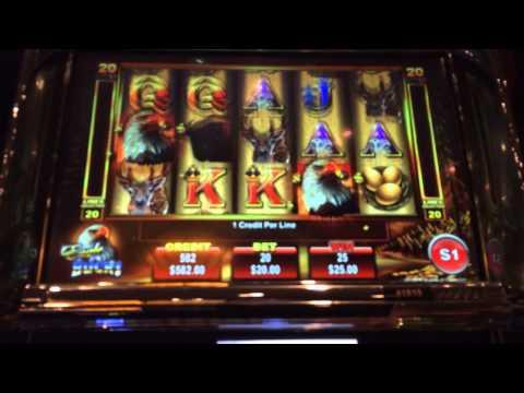 Eagle Bucks live play back 2 back bonus w re trigger high limit slots
