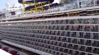 Norwegian Escape 2016- Newest Cruise Ship