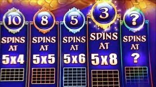 •NEW GAME ! OMG ! HOW MANY LINES ON BONUS ?•DRAGONS WEALTH Slot (SG) $2.64 Bet Live Play @ Pechanga