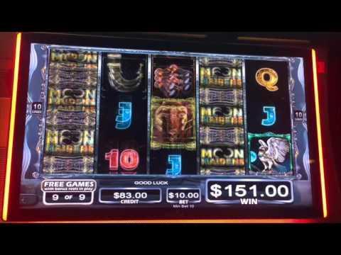 Moon maidens slot machine online