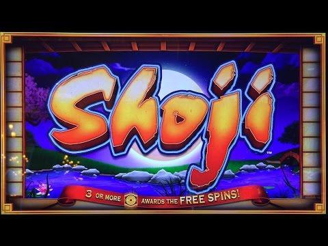 ++NEW Shoji slot machine, DBG