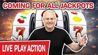 ⋆ Slots ⋆ COMING FOR ALL JACKPOTS ⋆ Slots ⋆ High-Limit Slot Machine Action LIVE