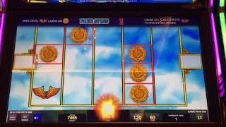 Icarus Slot Machine Free Spin Bonus #3 Ilani Casino