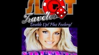 Double Up & Foolery - Britney Spears - Max Bet