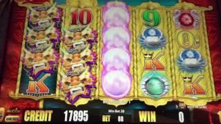 *Dragon of the Eastern Ocean Slot Wins* $20 Climbs Fast!! BIG WIN!! - 4 Videos
