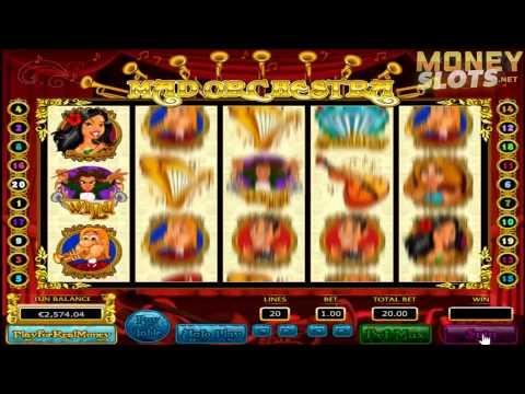 Mad Orchestra Video Slots Review  |  MoneySlots.net