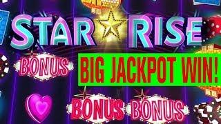 QUEST FOR THE STAR RISE GRAND JACKPOT • MANY PROGRESSIVE HITS & FAILS • THE BEST OF STAR RISE