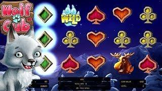 Wolf Cub Online Slot NetEnt